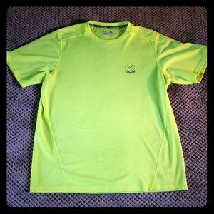 Mens UA Heat Gear Tshirt XL